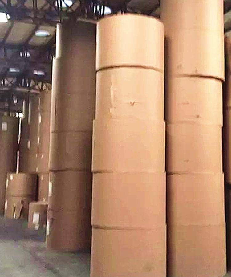 High Quality Kraft Paper with Different Thickness 50-1500gsm