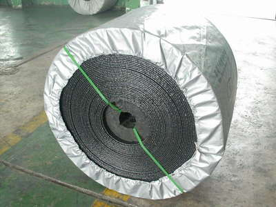 Ordinary type rubber conveyor belt