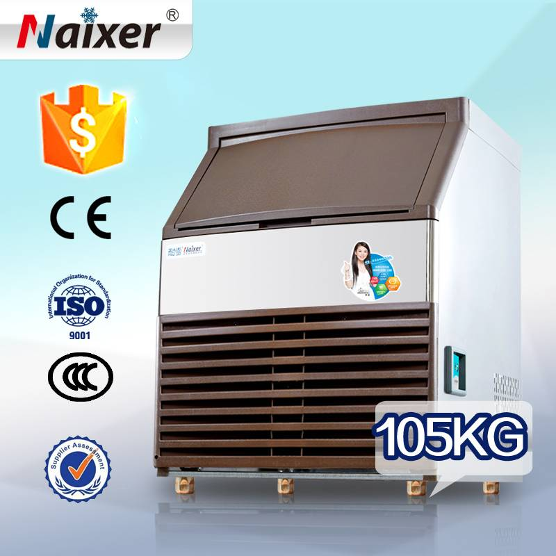 Naixer automatic commercial plastic ice maker