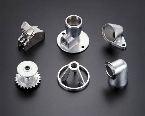 Stainless steel investment casting and lost wax casting
