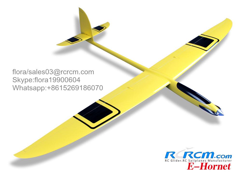 Hornet motor composite plane model