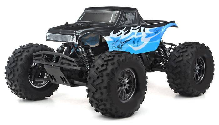 1/8 electric brushless truck