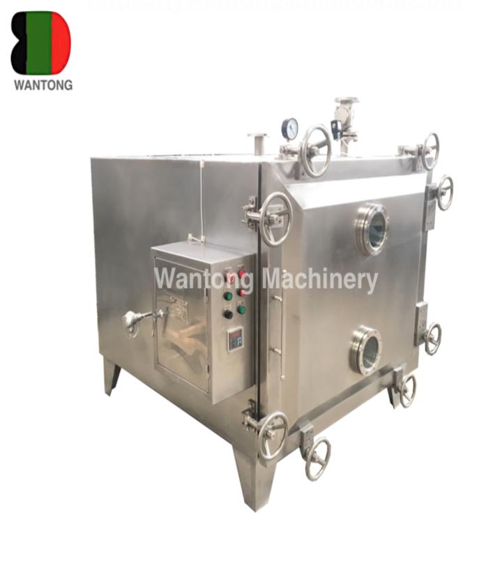 low temperature vacuum dryer dehydrator