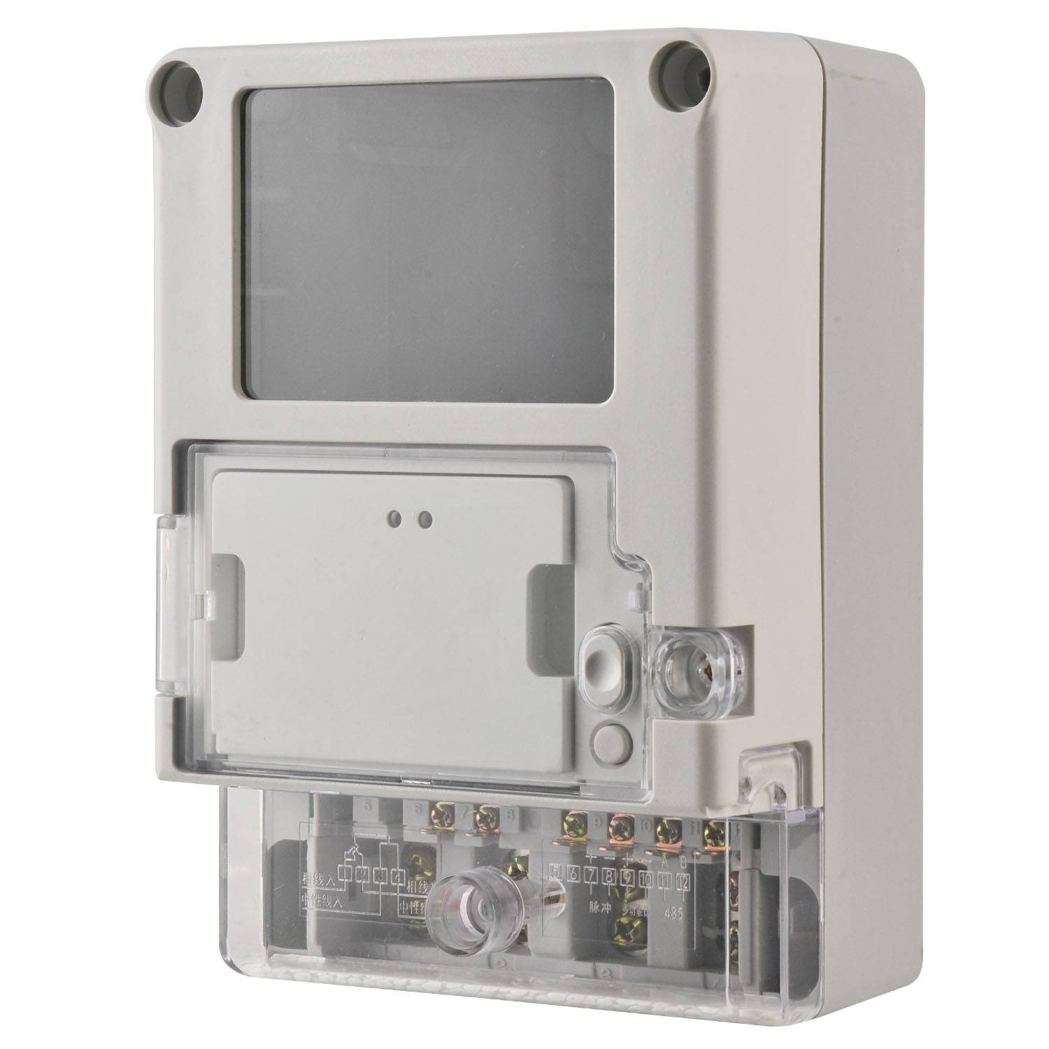 Meter Enclosure with Eletric fire proof