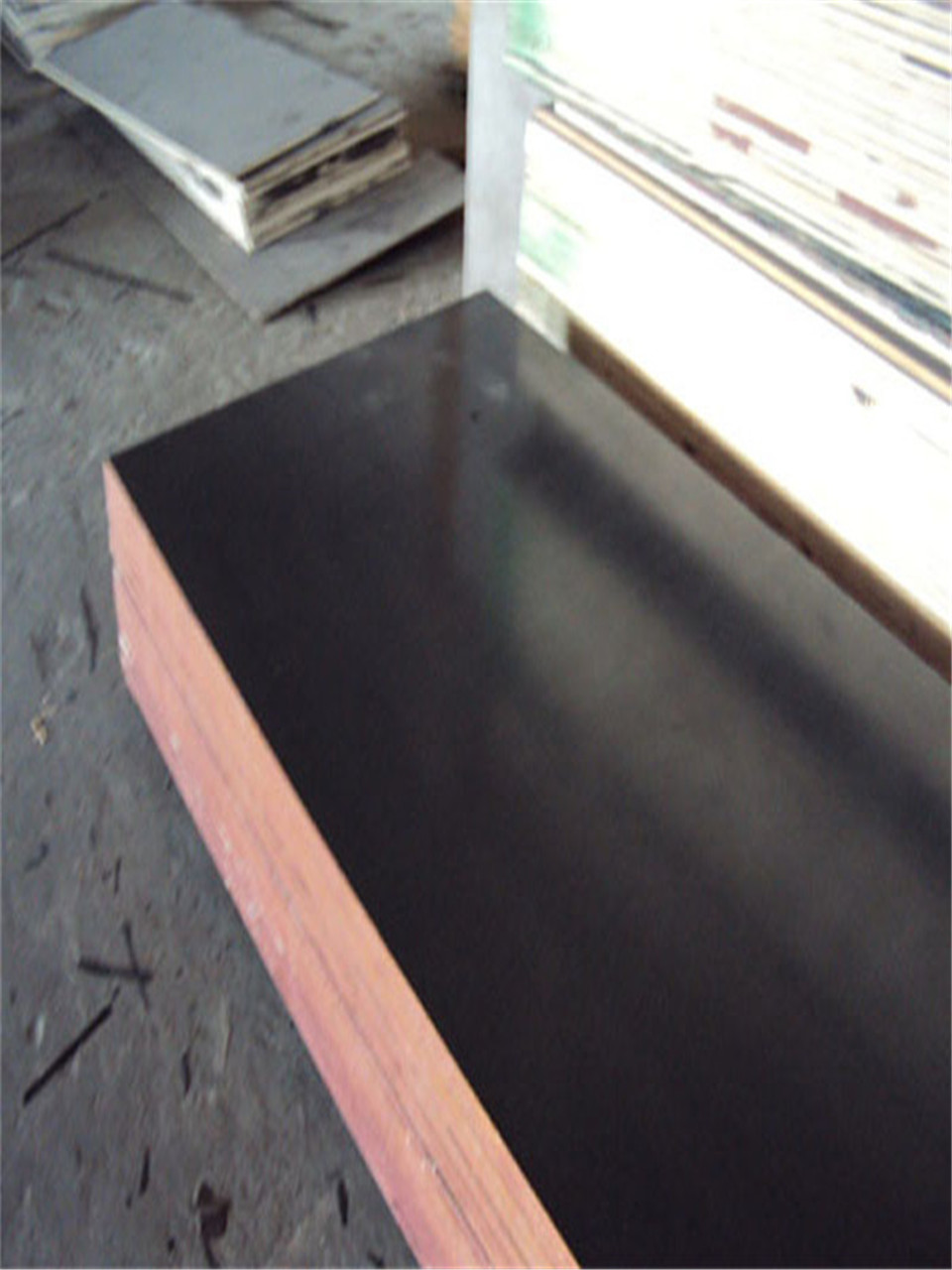 1220mmx2440mm Construction Film Faced Plywood