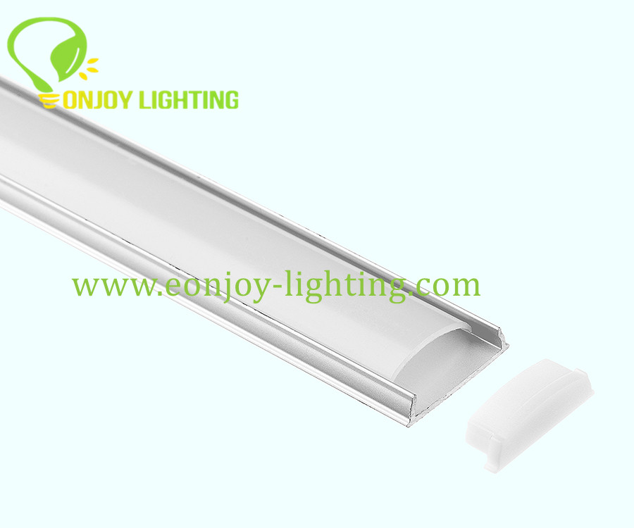 Bendable ALU led profiles