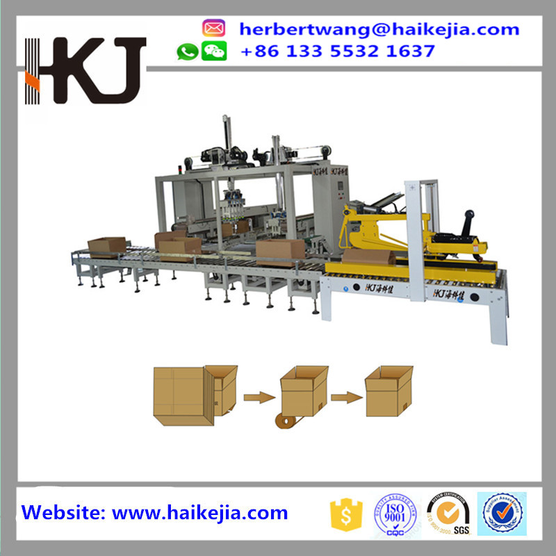 Automatic Cartoning Machine for Food