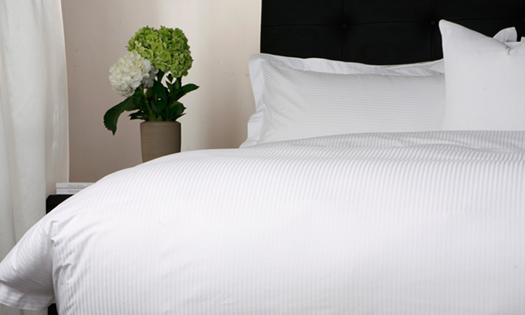 Superior quality hotel bedding linen item for hotel