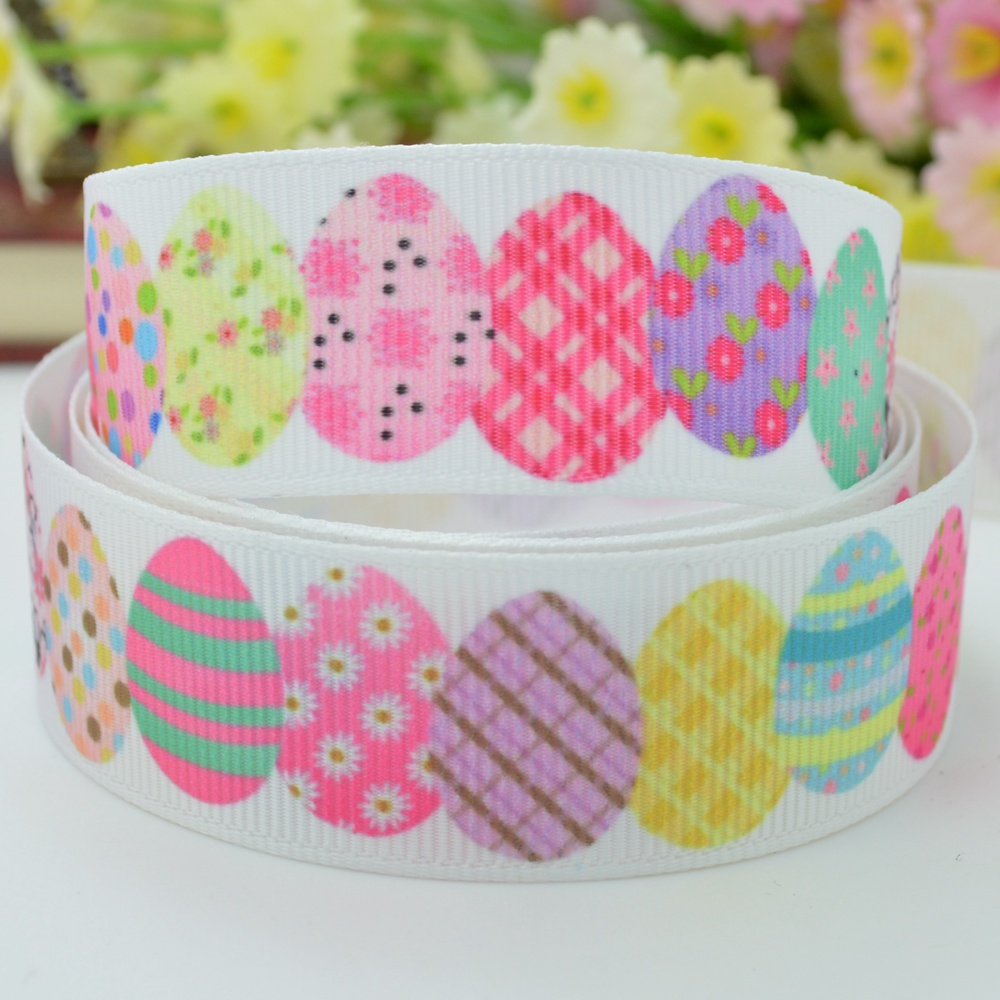 Easter Egg Grosgrain Ribbon supplier