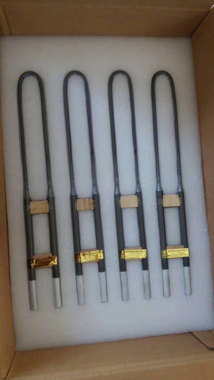 Hi-Temp Heating Element U Type MoSi2 Heater for Sale, Molybdenum Disilicide Rod Geating Element
