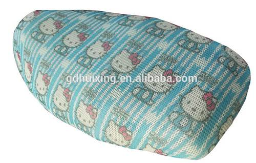 Hello Kitty Design 3D Mesh Motorcycle Seat Cover