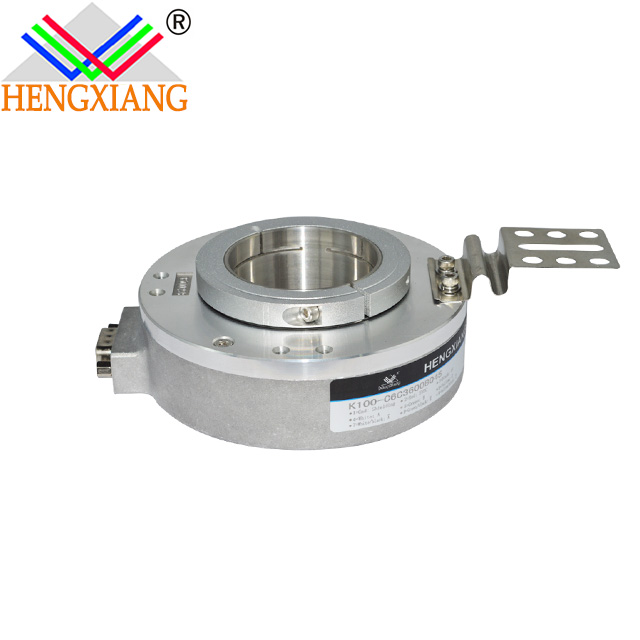 Hengxiang Larger Through Hole Encoder K100 Hole Up To 60mm 48000ppr