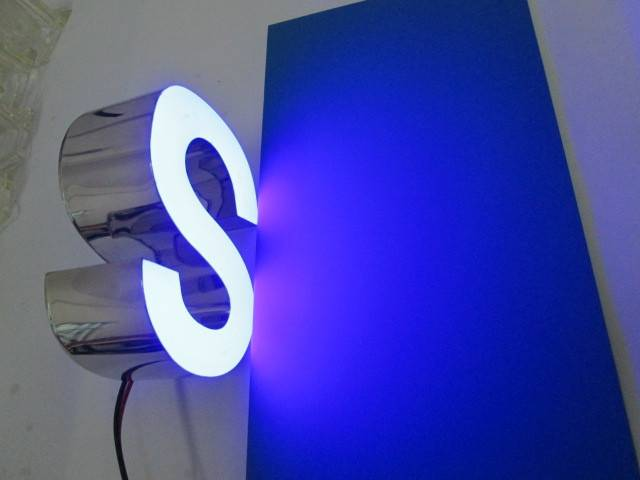 LED Epoxy Resin Channel Letter Panel