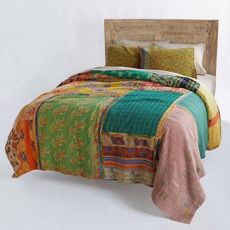 Kantha Quilts,Baby Blankets and Throws