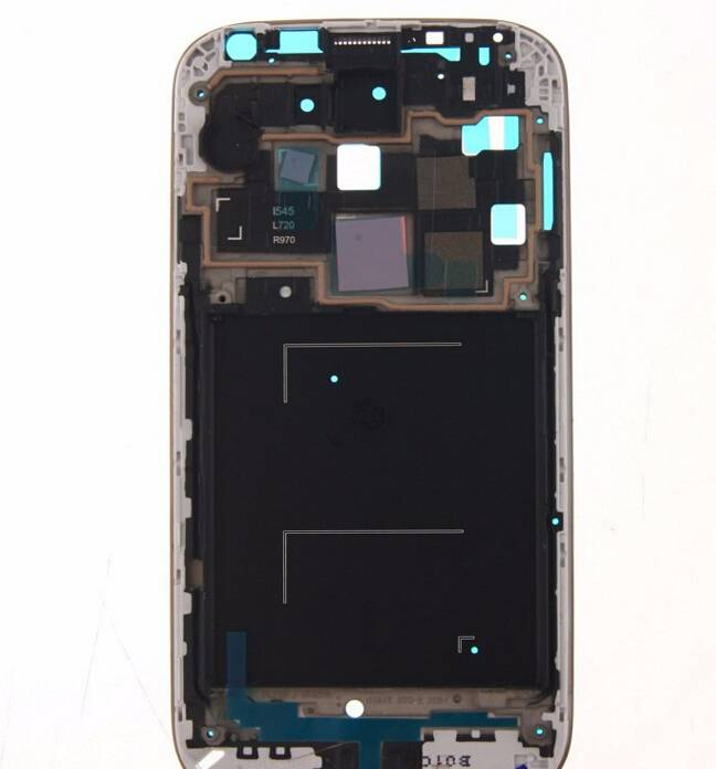 Wholesale Samsung Galaxy S4 I9505 Middle Frame LCD Frame For Samsung Galaxy S4