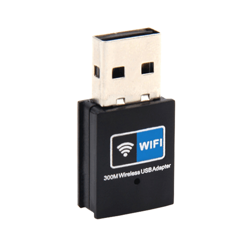 300Mbps Realtek RTL8192 Chipset 2T2R Mini WiFi USB Adapter/ Wireless LAN Card WiFi Dongle