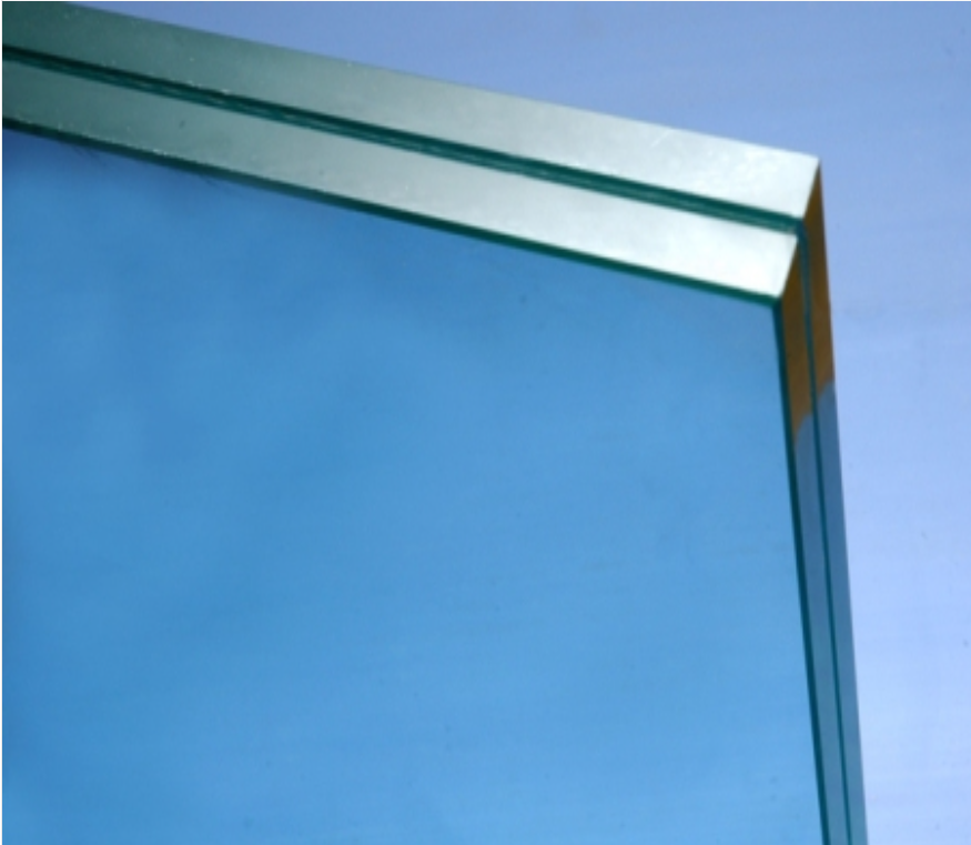 6.38-43.38mm Clear/Color Laminated Glass/ Building Glass