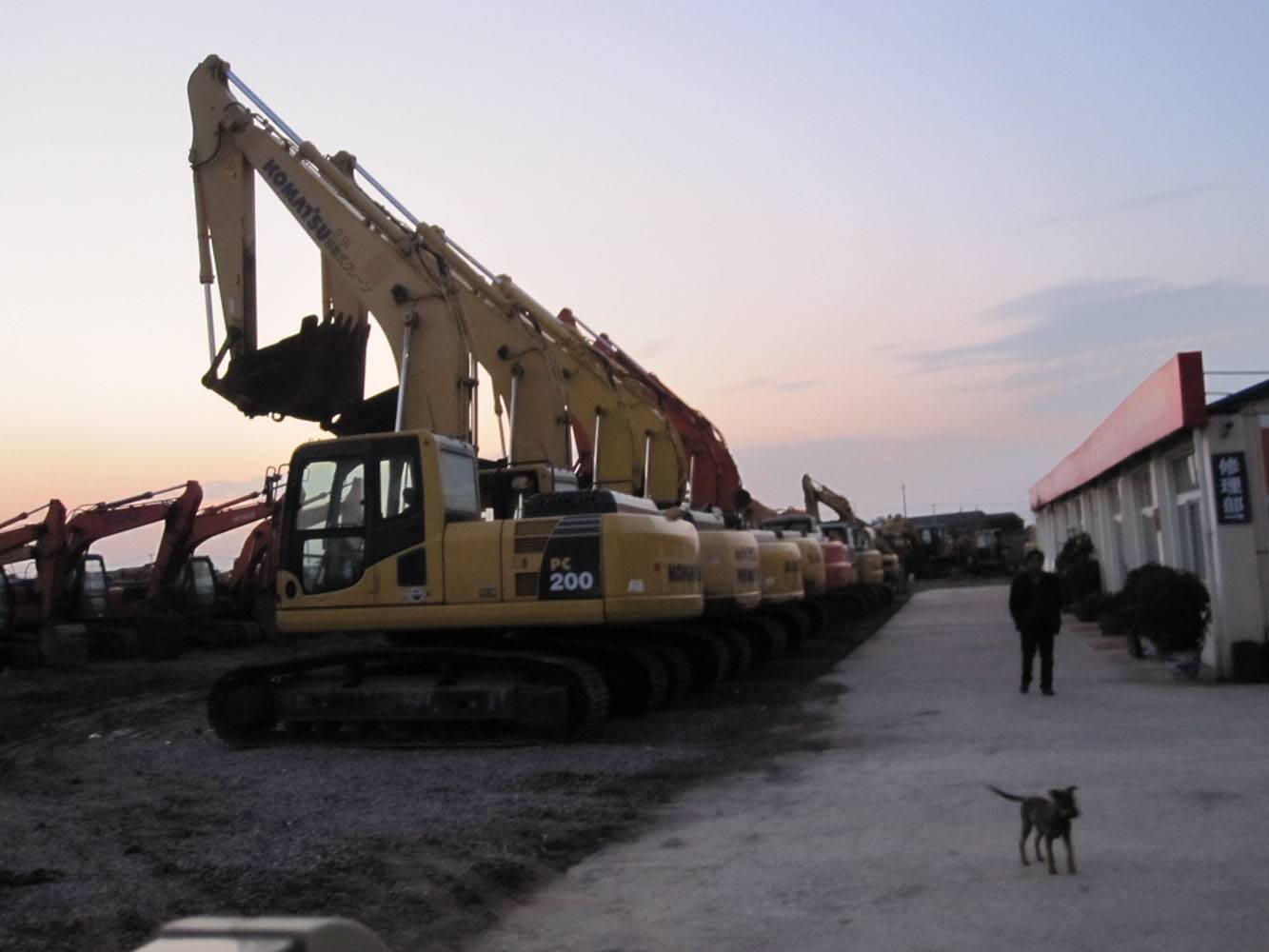 ALL KINDS OF CHINA EXCAVATOR / Lonking / XCMG / XGMA / Volvo