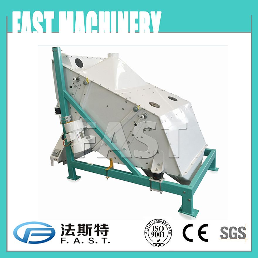 Sifter for feed