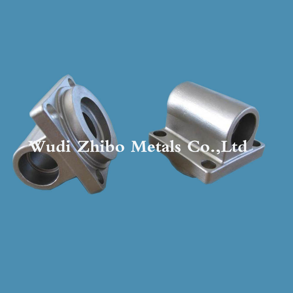 China supplier manufacturing custom irregular casting shaped fitting