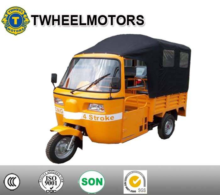 8-10 Bajaj Passenger Tricycle, 8-10Passenger Bajaj Tricycle with center Engine, Three