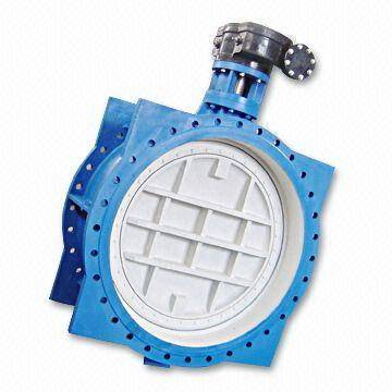 Double Eccentric Butterfly Valves