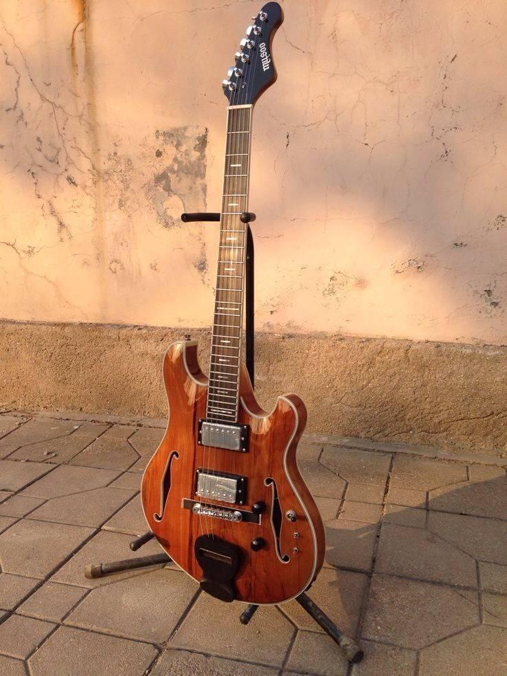 languedoc electric guitar