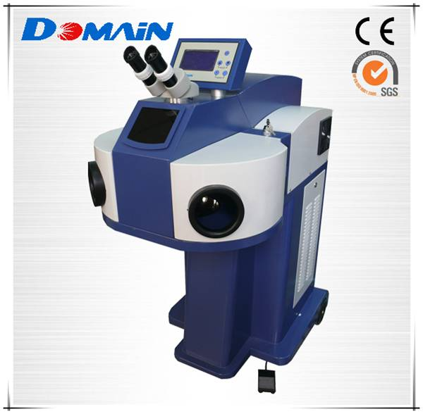 100W Jewelry Laser Spot Welding Machine