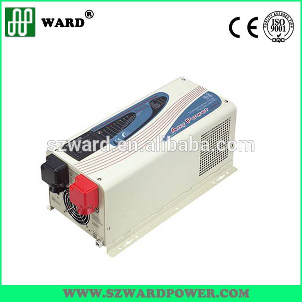 LCD/LED pure sine wave dc/ac off grid inverter APS series 1500w inverter