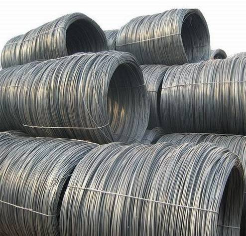5.5mm-14mm Hot Rolled Steel Wire Rod Coils