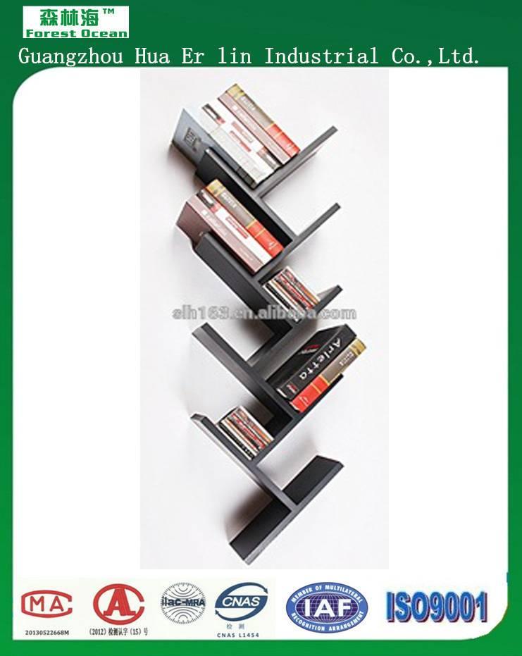 Simple modern bookcase/bookshelf