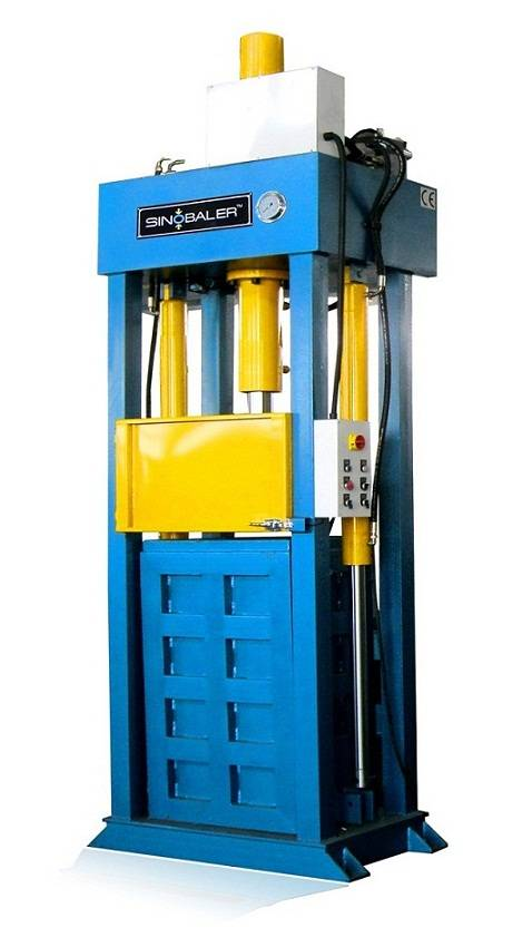 Lifting Chamber Baler