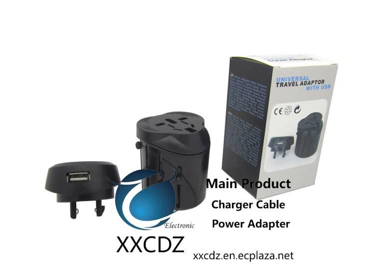 Universal Plug Adapter Socket conversor konverter Electrical Plug Transform