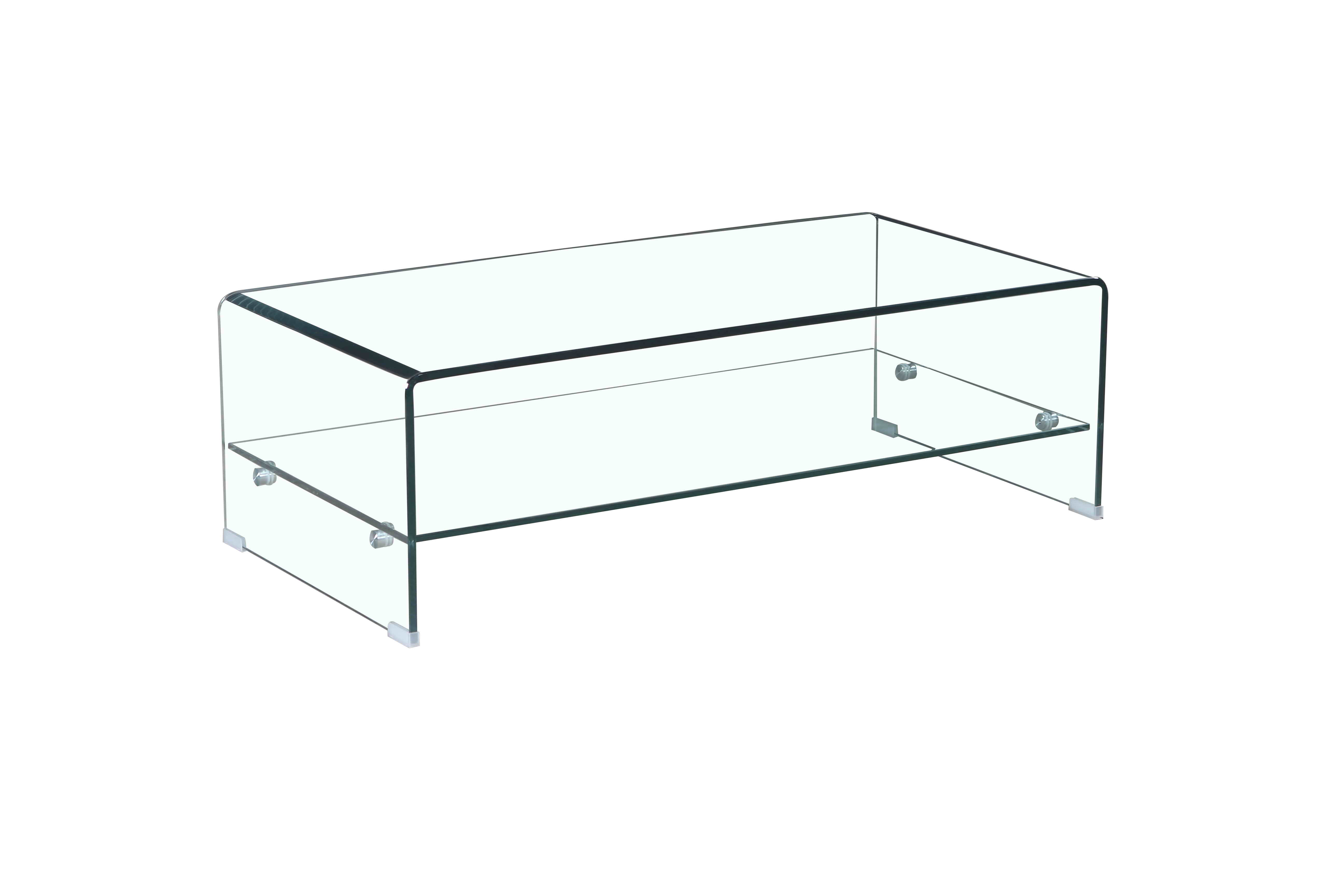 Hot Sale Temper Bent Coffee Table With High Quality and Best Price