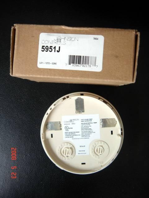 5951J Intelligent Heat Detector