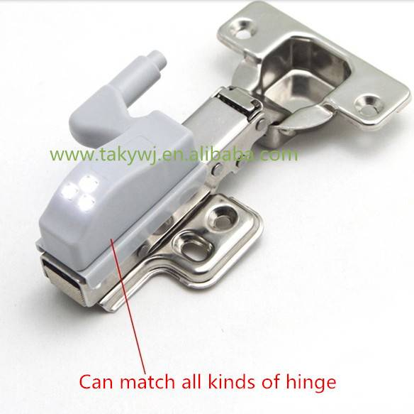 TK-F209L led light hydraulic hinge