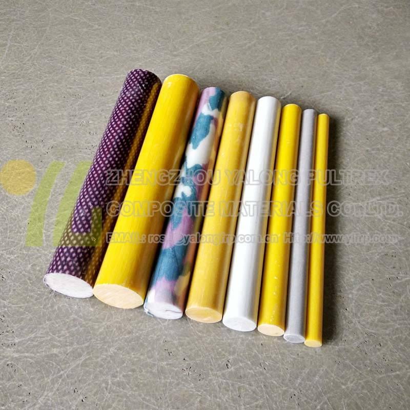 Fiberglass rods FRP flower/nursery stakes, vine stakes, tree stakes, fiberglass reinforced plastic t