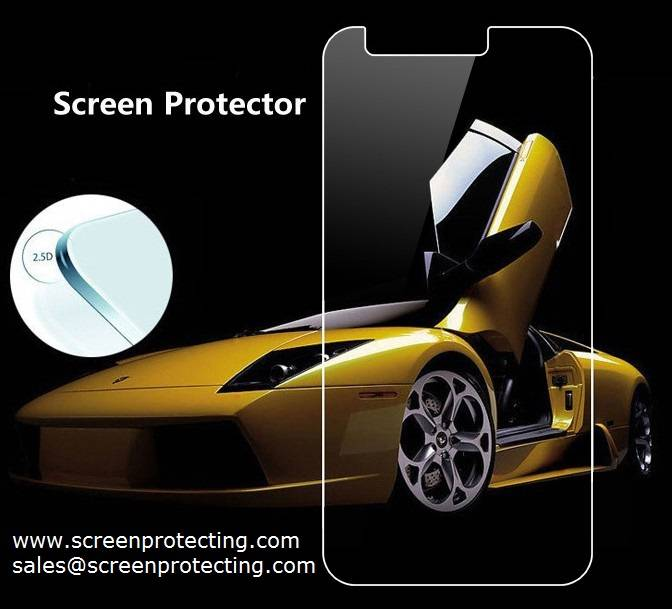 Screen Shield 2.5D Screen Guard 9H Premium Tempered Glass Screen Protector for BlackBerry DTEK50