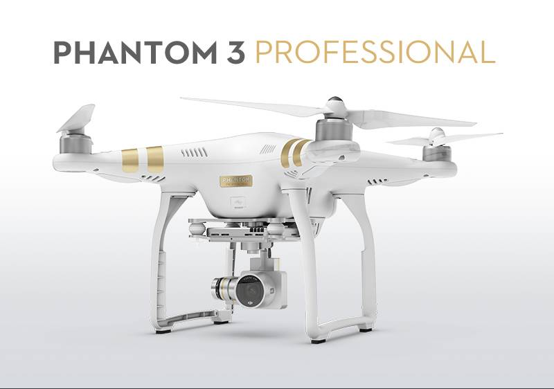 DJI Phantom 3 Professional drone quadcopter video drone with camera aerial flight flying drone rc