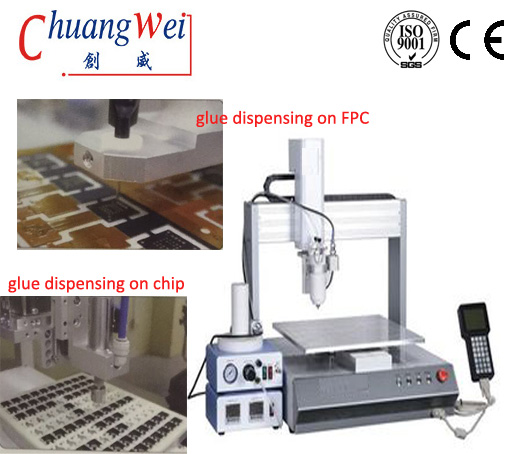 Automatic Dispensing Robots Glue Dispensing Systems