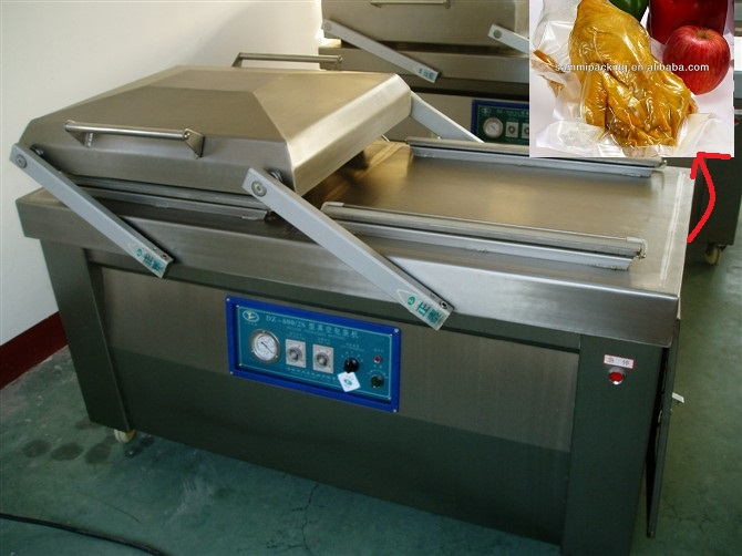 DZ600/2S Grain Dedicated Sandwich Vacuum Packing Machine