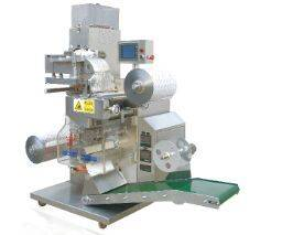 Double aluminum packaging machine