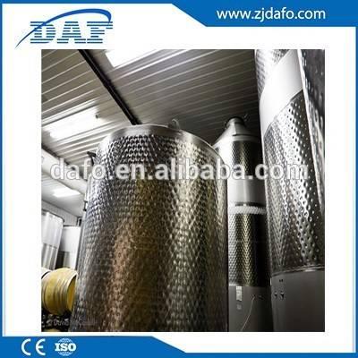 1000L Beer Wine Making conical fermenter tank pot