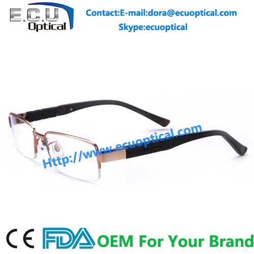 2014 designer eyewear frames spectacles frames fashion titanium optical frame