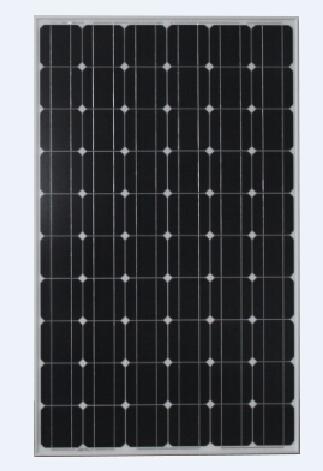 mono-crystalline solar system  250W