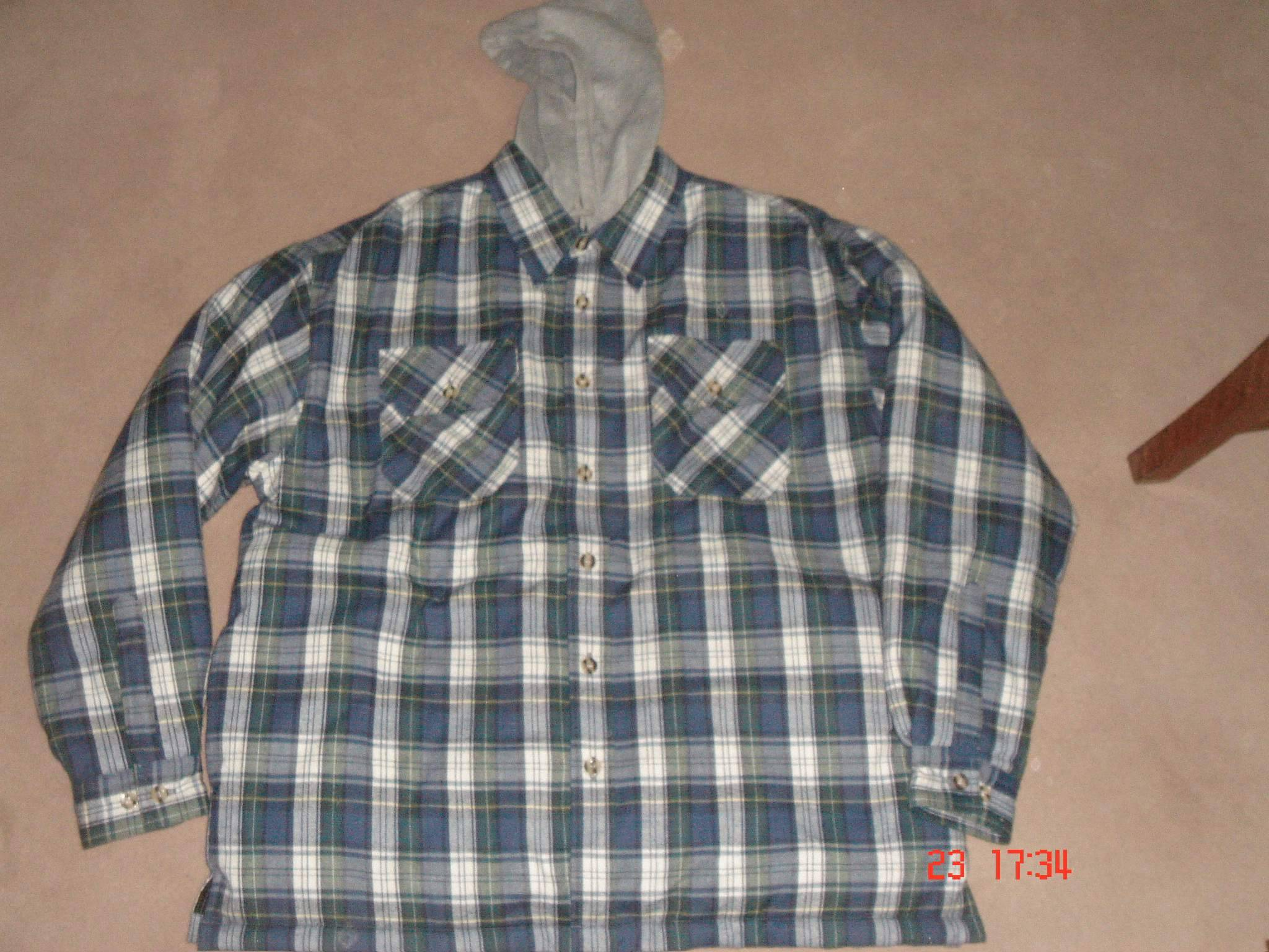 Padded Jacket With Quilt Linning