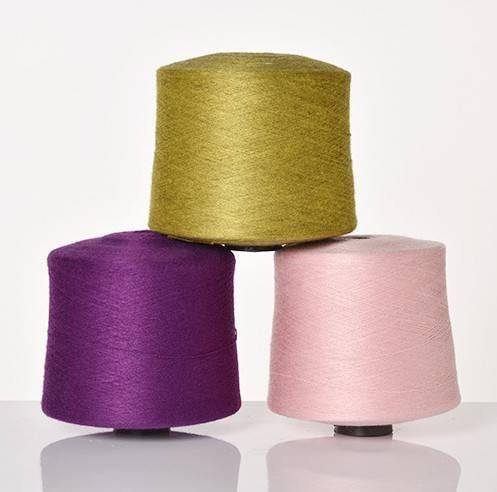 Cotton polyester blended yarn suppliers, socks yarn, knitting yarn for sale