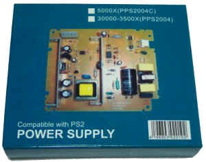 PS2 Power supply Board