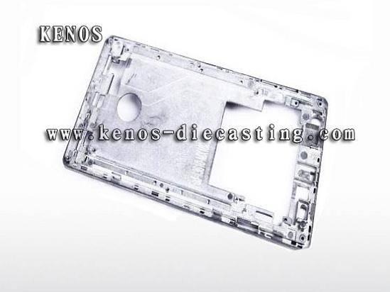 Tablet PC housing die casting manufacturer