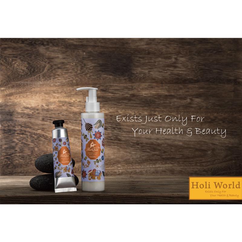 Holi Queen Micromolecule Hand Cream - Osmanthus